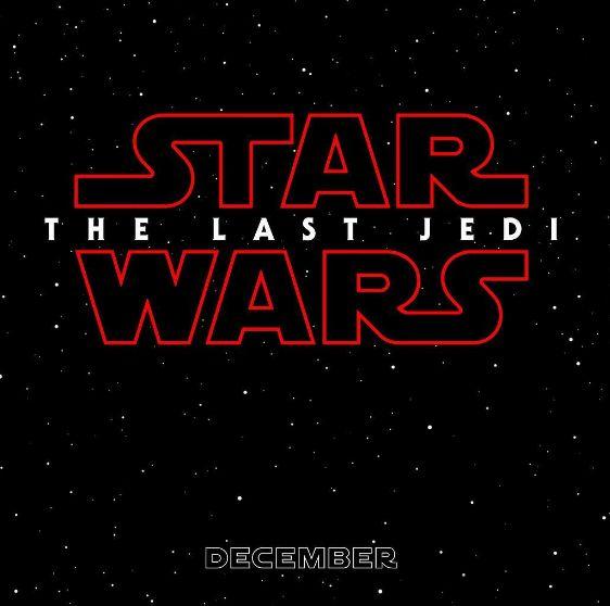 スターウォーズ新作(エピソード8)「THE LAST JEDI」いつ公開?ロゴは?