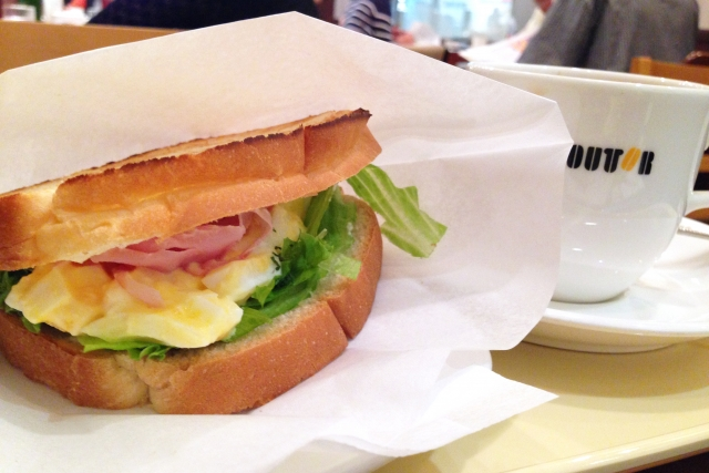 ズームインサタデーで紹介された玉子サンドイッチ店はどこ?たまごが美味しい!