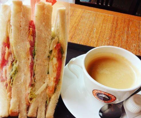 【サンマルクカフェ】サンドイッチ/ホットサンドのカロリー・糖質一覧