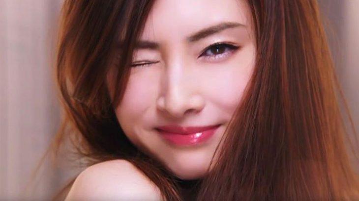 エスプリーク2018春のCM曲は?北川景子さん使用色リップは?