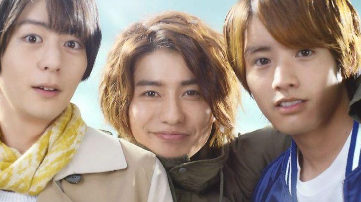 オロナミンC2018CMの3人の俳優は誰?(仮面ライダービルド版)