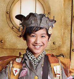 【ムジカ・ピッコリーノ】ジャンゴ役の男の子は誰?天才ウクレレ少年で話題!